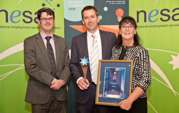 Sodexo wins 2016 NESA Champion Employer of the Year
