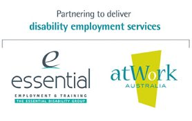 atWork Australia partners with Essential Employment & Training