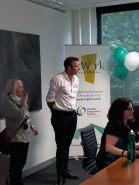 atWork Australia's Melbourne team hosts afternoon tea for Mental Health Month