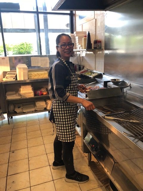 Thi finds flexible work that is good for her personal wellbeing