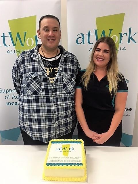 Atwork Australia Celebrates It S 15 000th Jobactive Placement Atwork Australia