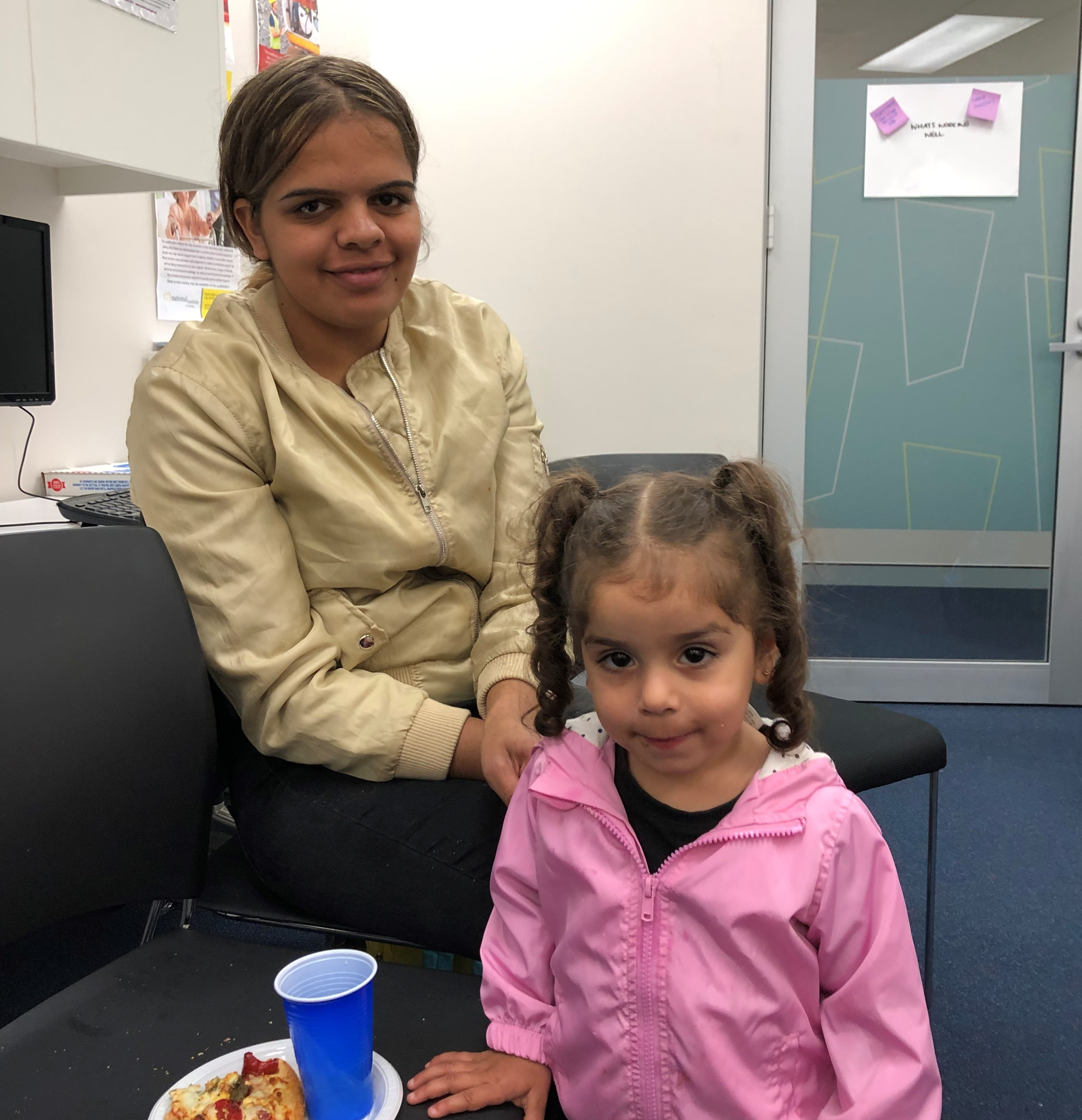 Indigenous Parents Come Together to Share Their Journey To Employment