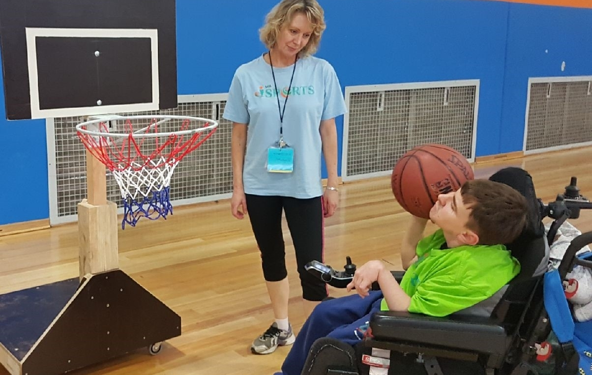 atWork Australia proudly sponsors WA iSports Inc Basketball Program