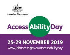 atWork Australia participates in AccessAbility Day 2019