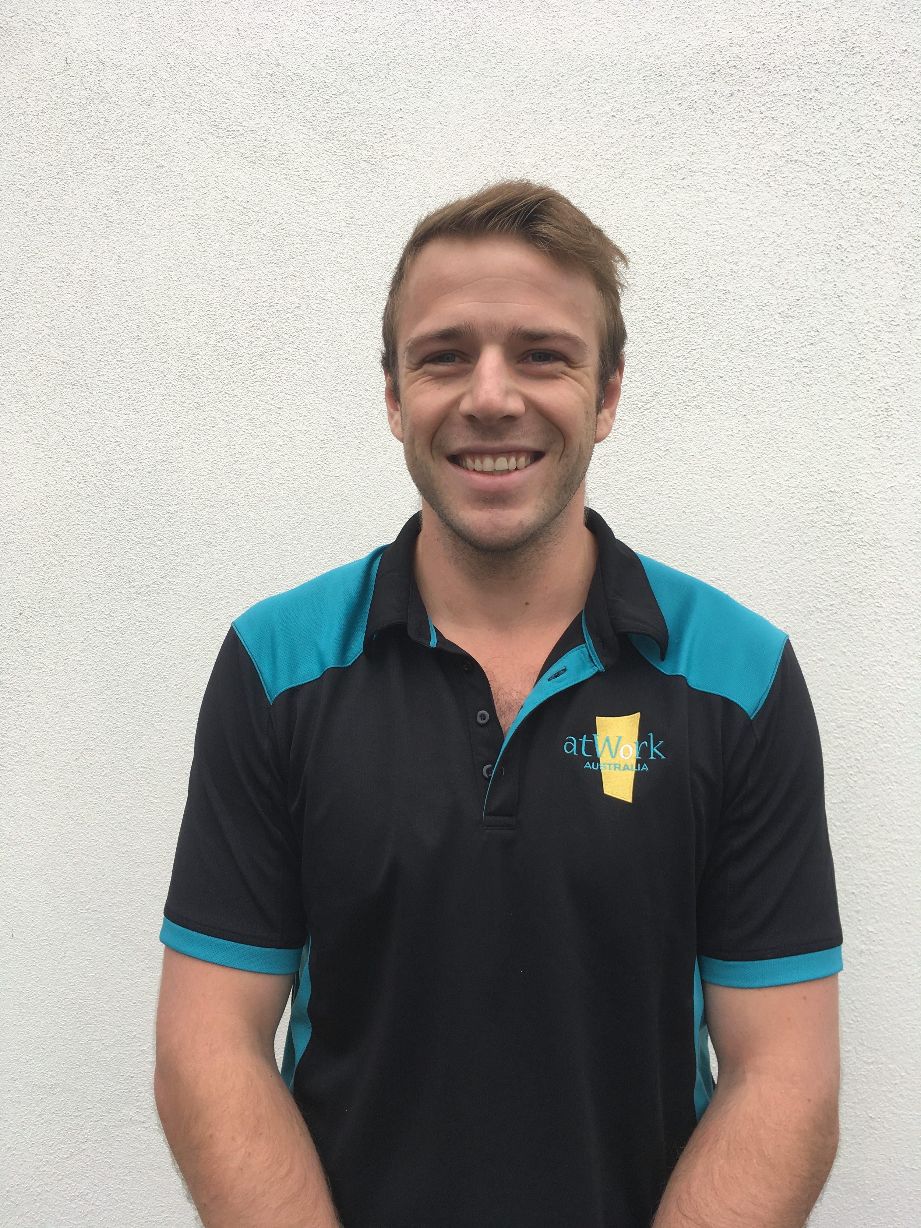 Meet Shaun Pianta, atWork Australia's DES Ambassador