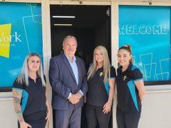 atWork Australia Warnbro office opens in Western Australia