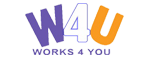 Works4You logo