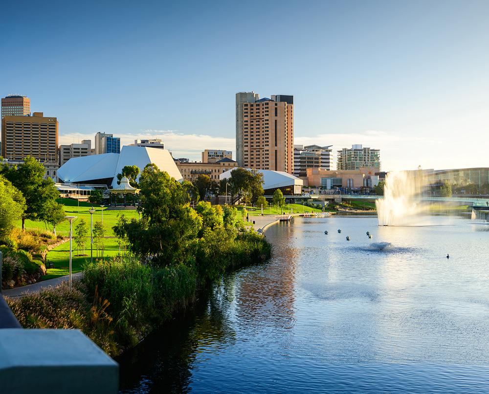 Adelaide City, Australia