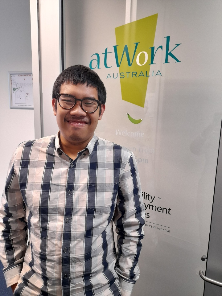 Bagus discovers his dream career
