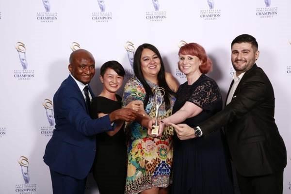 Australian Small Business Champions Awards