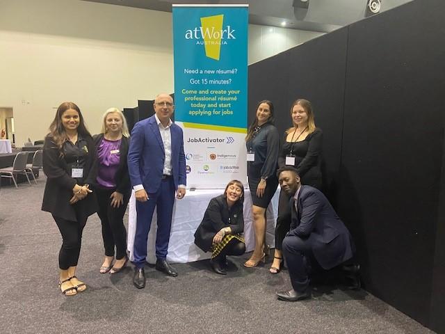 Perth Jobs Fair a resounding success for atWork Australia