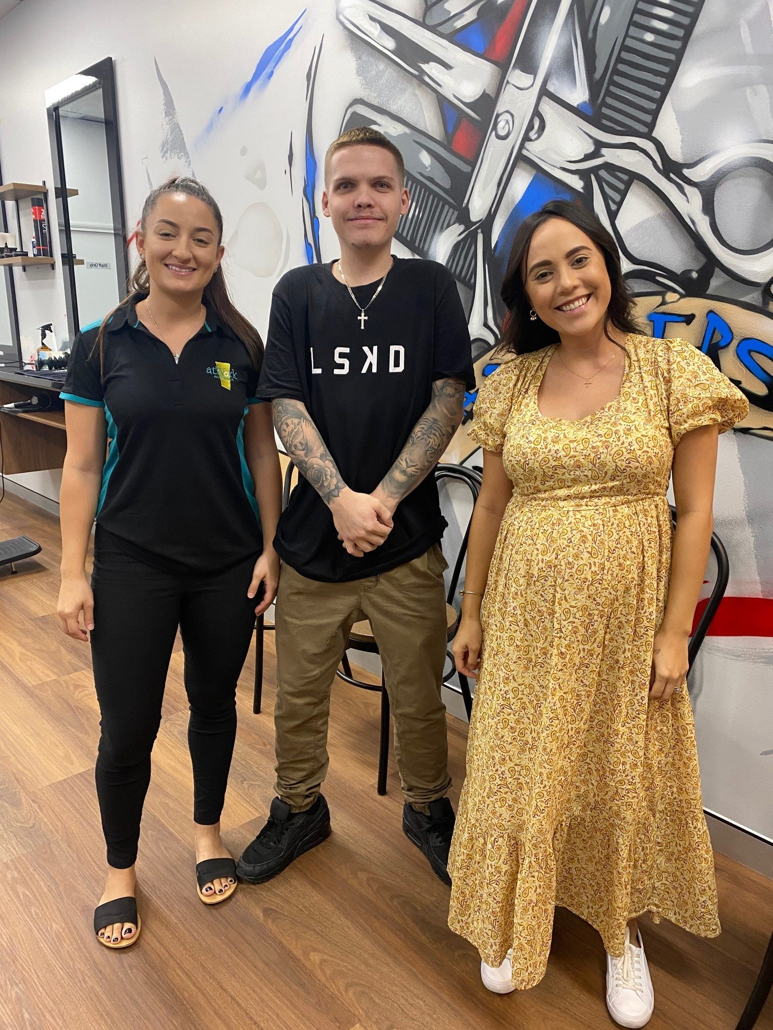 A cut above the rest: Ola Barber grows her business by supporting people living with disability
