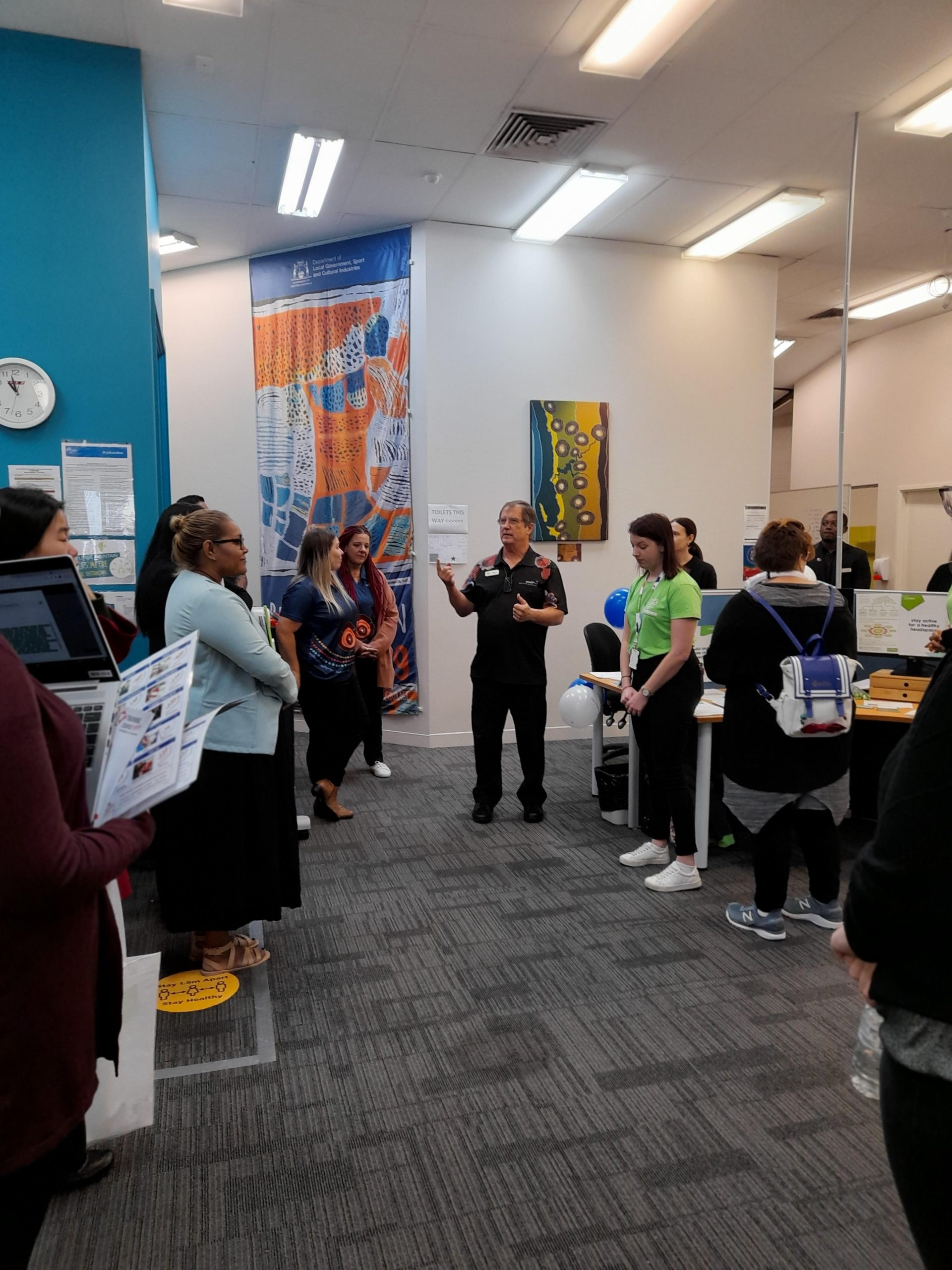 Youth Hubs a hit for local jobseekers