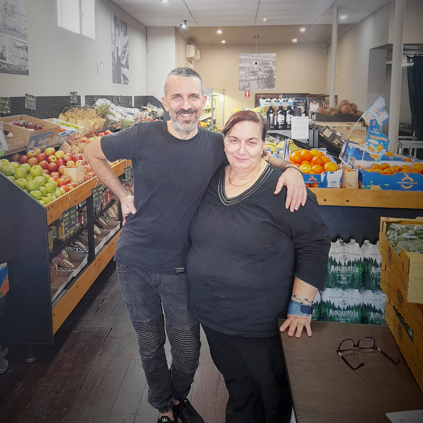 Quaint family business sprouts a new beginning for Maria